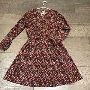 Women's Bass floral dress Sz Medium